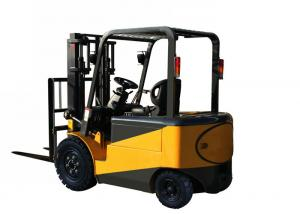 China Full Electric AC 80V 550AH Battery Operated Industrial Forklift Truck , 3 Ton Forklift CPD30 on sale