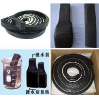 High Expansion Ratio Black Bentonite Waterstop Bar For Concrete Joint