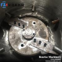 China plastic agglomerator machine for sale/ plastic densifier machine for PE/PP/waste plastic granules machine on sale