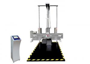 China Free Double Wings Packaging Drop Test Machine , Drop Shock Test Machine AC380V 50hz on sale