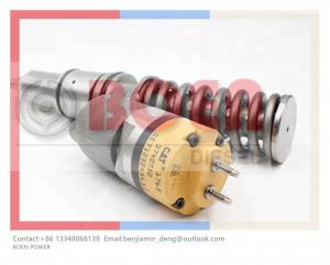 China High Speed Steel Original Caterpillar Fuel Injectors 6 Months Warranty on sale