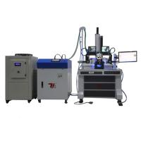 China High Precision Laser Solder Stainless Steel Welding Machine With Cooling System on sale