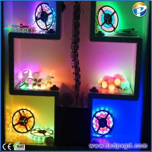 China WS2811 20W ic led strip addressable for christmas  decoration flexible strip light on sale