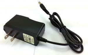 China 12W 12V 1A 5V 2A EU plug power adaptor for cctv,ip,hd camera,wifi receiver, antenna, set on sale