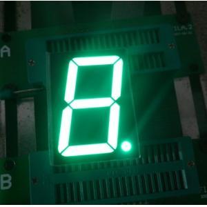 China Alphanumeric Serial 7 Segment Led Display Single Digit Semi - Outdoor 450mm on sale