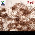P Grit Brown Fused Alumina For Making Abrasive Paper , Belt , Brick , Cloth