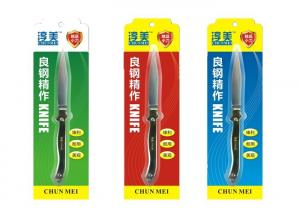 China Small Custom Card Printing For Packing / Instruction Cards Various Cover Material on sale