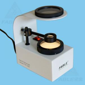 China 110v To 240v Gemstone Tester With A Conoscope For Gem And Jewelry Testing on sale