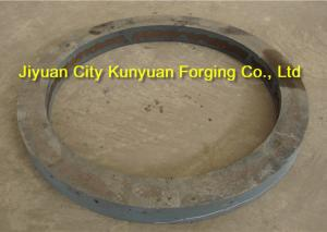 China 35CrMo Alloy Steel Forged Rings, Gear And Flange Processing on sale