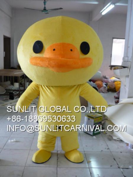 big head yellow duck mascot costume/plush polyfoam duck mascot costume Images & big head yellow duck mascot costume/plush polyfoam duck mascot ...