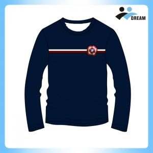 China Factory direct sale wholesale dry fit  custom Long sleeves t shirt, mans t-shirt men, cheap t shirt design on sale