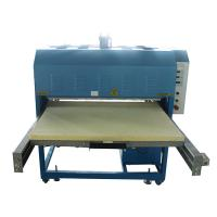 Hand Operated T Shirt Printing Press Machine With Hydraulic Double Station
