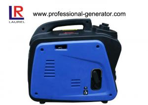 China Recoil Starter 4 Stroke 800W Gasoline Inverter Generator Home use , Air - cooled on sale