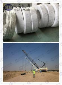 China Zinc Ribbon Anodes , Zinc Anode Provide Maintenance Free Method Of Corrosion Control on sale