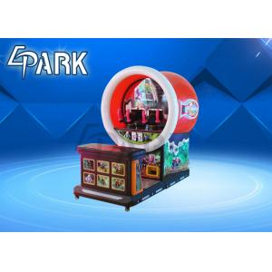 China High Resolution Shooting Arcade Machines Low Power Consumption 180KG on sale