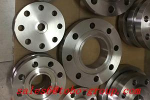 China ASTM A312 UNS S30815 253MA Flange 8 Inch 300 BL Welding Neck Flange on sale