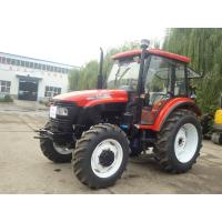 Front Steering Four Wheel Tractor For Farming , International Harvester Tractor