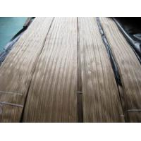 Zebrawood Wood Veneer Sheet Quarter Cut