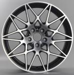 17 Inch Black Alloy Wheels