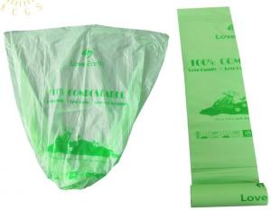 China Disposable Garbage Bags Compostable Kitchen Trash Bags on sale