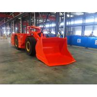 Rl - 3 Underground Mining Loader Posi Stop Spring Brake Fire Resistant Hydraulic Fluid