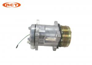 China Eco Friendly Auto Ac Parts Auto Ac Compressor For 508 24V 6PK 120mm on sale
