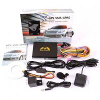 China ATK106A Multi-Functional Vehicle GSM GPRS GPS Tracker For Vehicle Fleet Mangement Living Tracking On Map Geo-fence on sale