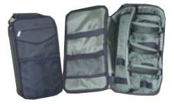 China Vacuum flash Customized padded Fishing Tackle Bag With compartment on sale