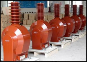 Quality 12kV Indoor Dry type / Epoxy resin type Single phase voltage transformer JDZ(J) for sale