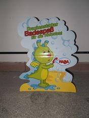 China POP Custom cardboard standee display with 4C printing manufacture on sale