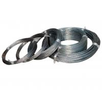 24 / 25 Gauge Small Coil Mild Steel Galvanized Binding Wire 400-550N/mm2