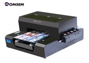 China Small Format A3 UV Flatbed Printer / Uv Led Printer 50-60 Hz 3 Years Warranty on sale