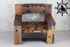 China armchair LSF305-1 ship wood as materials old fisherman original manufacturer solid wood furniture on sale