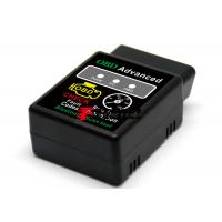 FA-V02H2, Car OBD-II Trouble Code Reader & Diagnostic Scan Tool, Bluetooth 2.0, Black, with Status Indicator