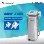 Cryo lipo reduction  machine China professional manufature 2 handle working together