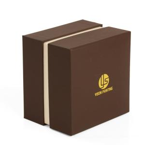 China Elegant Jewelry / Watch Packaging Box With Velvet , Cardboard Packing Gift Boxes on sale