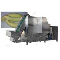China Automatic Green Banana Peeler|Plantain Peeling Machine Manufacturer on sale