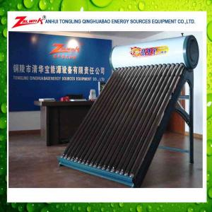 China direct passive thermosiphon solar water heater on sale