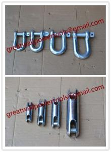 China low price wivel link,Swivel Joint,Equipment for overhead-line construction on sale