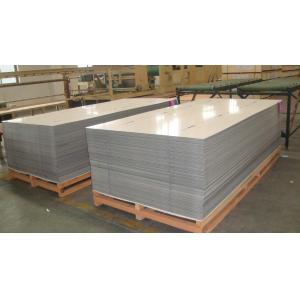 China Inside Diameter 505mm Polished Aluminium Sheet , Aluminium Alloy Plate Material on sale