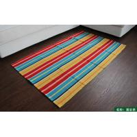 China Cotton material outside&inside carpet rug for beach,camping,home,park on sale