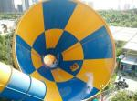 Customized Super Tornado Water Slide For Adult / Aqua Park Equipment
