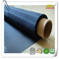Plain Weave Polyester Filter Mesh Screening Solid / Air Separation
