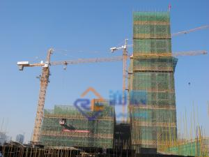 China Hot sales 6t load hammerhead tower crane with best price on sale