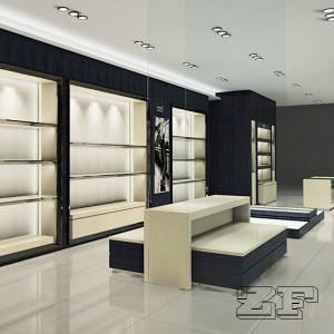 Quality Nice Color Wall Display Shelves Shoes For Shoes Shop Interior Design  For Sale ...