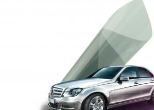 China Anti Glare Solar Blocking Window Film For Construction Building / Automobile Glass on sale
