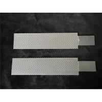 China Platinized titanium anode/platinum coated titanium anode on sale