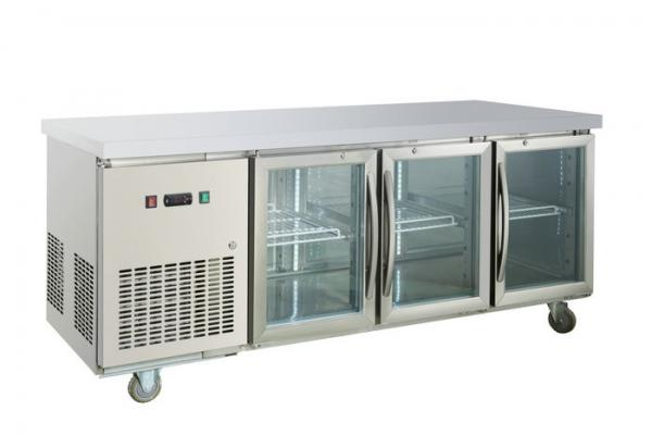 professional 225l table top refrigerator for restaurant commercial under counter fridge - Commercial Undercounter Refrigerator