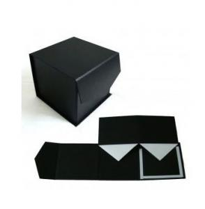 China Special design customized Japanese style flat pack folding box with magnet closure on sale