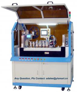 China IC chip implanter/implanting machine, IC card chip embedding machine,Automatic IC Card Embedding Machine YIE-4000 on sale